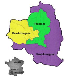 Cognac Region Of France Map.Cognac And Armagnac