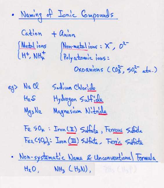 CHEM 1211 COURSE CONTENTS – Quantum Number Worksheet