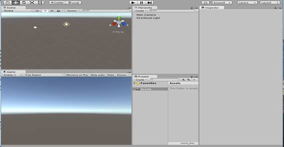CGDD 2002 Lab 1   Intro to Unity