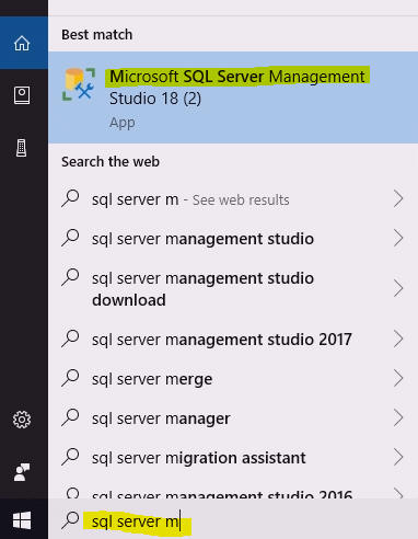 SQL Server & ORACLE information