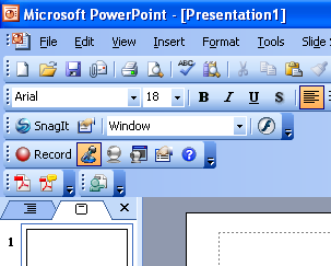 Paper size powerpoint